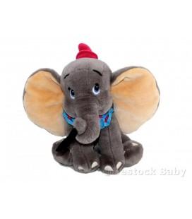 Grande peluche doudou - DUMBO L'éléphant - Authentique Disney - 38 cm