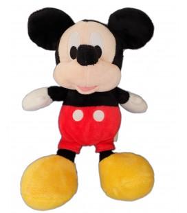 Peluche doudou MICKEY Disney Club Nicotoy Simba Dickie - 28 cm