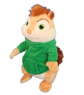 Doudou peluche ALVIN et les Chippmunks Gipsy 28 cm ET the Chipmunks Plush