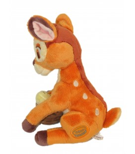 Peluche BAMBI Easter Nid Disney Store Exclusive H 26 cm Oiseau Poussin