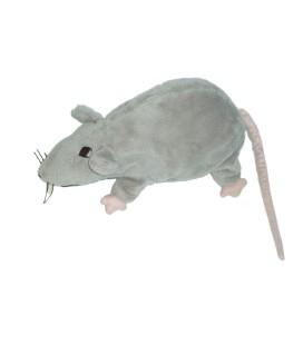 Peluche Doudou Rat Souris grise - Gosig Ratta - IKEA - L 22 cm 5033