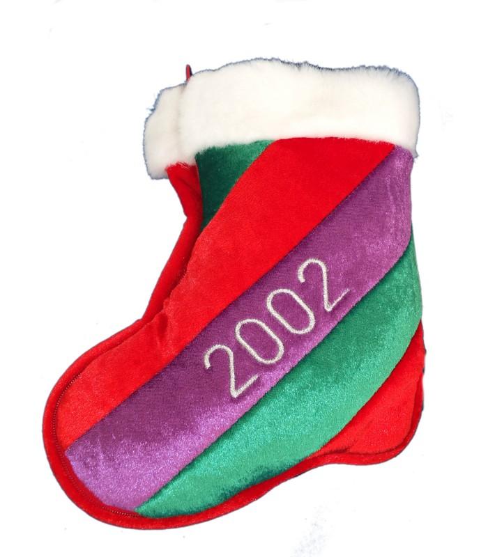 peluche doudou winnie chaussette chausson de nol disney store x mas stocking pooh - Chaussette De Noel Disney