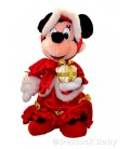 Peluche doudou MINNIE - Cadeau Mère NoÃ«l - 38 cm - Disney Disneyland