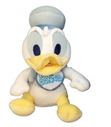 Peluche doudou Baby DONALD Bébé - Disney - H 20 cm