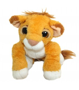 Peluche Simba LE ROI LION Disney Authentic Mattel 1993 L 40 cm