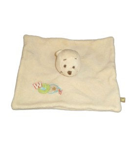 Doudou plat Winnie Fleur Abeille - Disney Baby Nicotoy - Simba 587/0069
