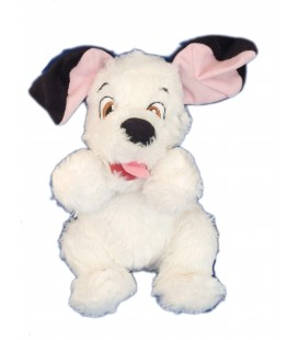 Doudou peluche CHIEN 101 Dalmatiens - H 25 cm - Disneyland Resprt Paris Disney
