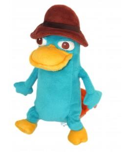 Doudou Peluche - Phineas et Ferb Perry - H 22 cm - Exclusive Disney Store