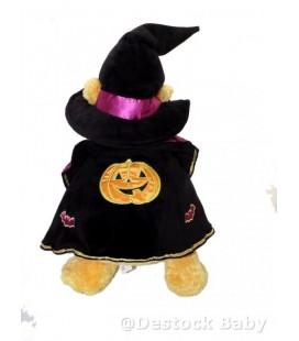Grande peluche WINNIE L'OURSON THe PooH Halloween 55 cm Edition limitée Disney