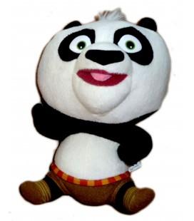 Peluche doudou Panda KUNG FU PANDA BIG HEADZ - 22 cm