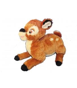 Peluche BAMBI Disney Nicotoy Simba Longs poils H 40 x L 30 cm