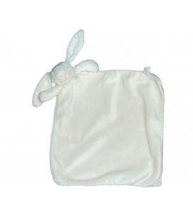JELLYCAT - Doudou plat LAPIN blanc - 40 cm