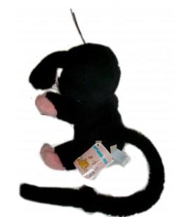 Peluche doudou MARSUPILAMI Noir Bébé Nounours - H 17 cm