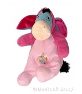 Grande peluche doudou BOURRIQUET - Pyjama rose - 55 cm - Disney Nicotoy