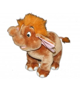Peluche DUMBO - Bébé ELEPHANT - Le livre de la Jungle - 30 cm - Disney Hasbro 2002