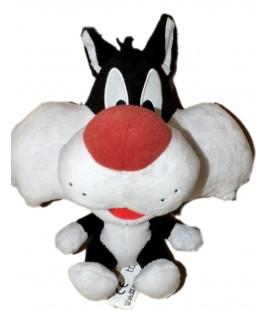 Peluche Grosse Tête GROS MINET Sylvèstre - H 24 cm - Looney Tunes Warner Bros TCC Global