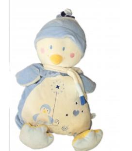 Range Pyjama CANARD Poussin Pingouin bleu - Nicotoy - 579/2405 - 60 cm