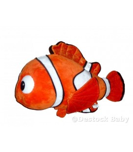 Peluche doudou Le Monde de NEMO - Authentique Disneyland Resort Paris - 38 cm