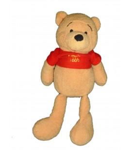 Peluche doudou Winnie l'Ourson The Pooh Longues Jambes Disney EC E.T. Import 35 cm