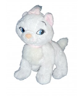 Peluche Chaton Marie Les Aristochats - Disney Nicotoy - H 20 cm 587/6694