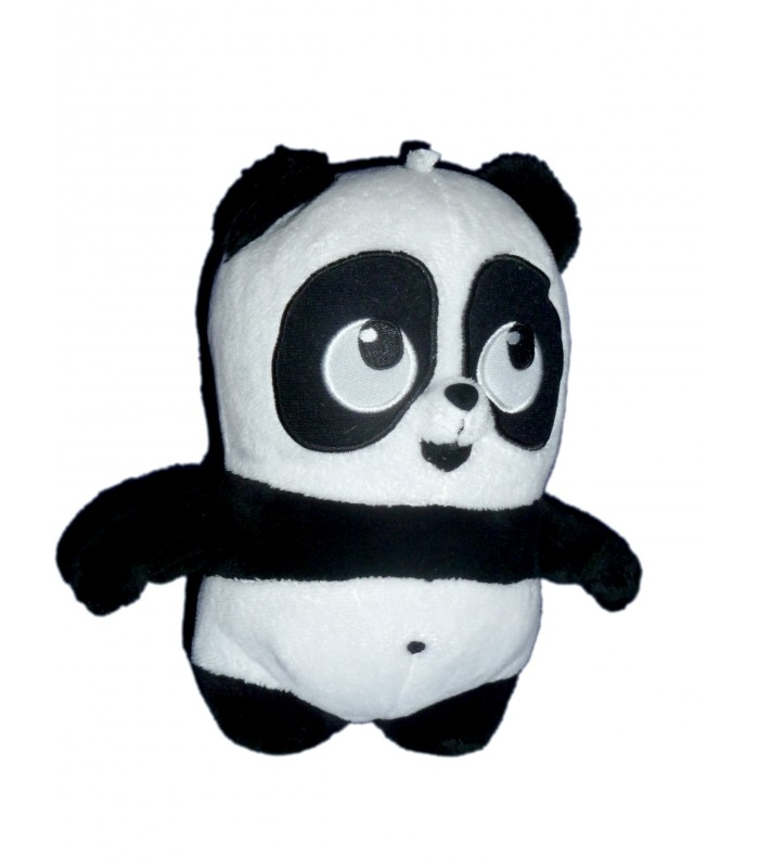 peluche doudou b b petit panda grosse t te h 21 cm. Black Bedroom Furniture Sets. Home Design Ideas
