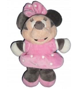 Peluche doudou MINNIE Disney Club Nicotoy Simba Dickie H 24 cm