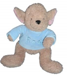 Peluche ROO Petit Gourou - Kangourou Winnie l'Ourson - H 22 cm Original Disney Store