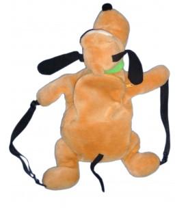 Peluche PLUTO Sac à Dos enfant - Disney - H 55 cm