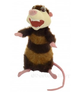 Peluche EDDIE ou CRASH opossum AGE DE GLACE 2 - 28 cm - Play by Play