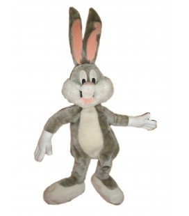 Peluche Range Pyjama Doudou BUGS BUNNY Bébé Baby H 75 cm Looney tunes