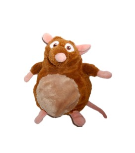 Peluche doudou Emile RATATOUILLE Disney Pixar H 18 cm