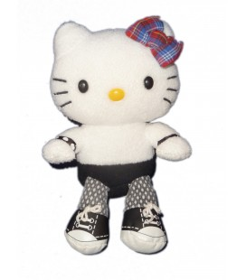Hello Kitty Ty - Beanie Babies - Rock - Peluche 15cm