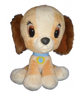 XXL Peluche Style Pet Shop H 50 cm La Belle et le Clochard Disney Nicotoy 587/3967