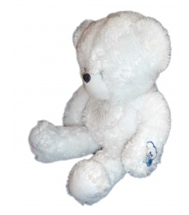 Ourson 40 Cm Ours blanc LUMICALIN Giochi Preziosi **NE FONCTIONNE PLUS / HS **