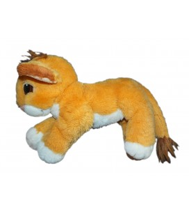 Peluche Simba LE ROI LION Disney Authentic Mattel 1993 L 40 cm 5082DIRL-1