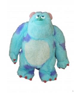Peluche Sully - Monstres et Compagnie Monster ET Cie Bleu Disney Pixar Hasbro 2000 H 35 cm