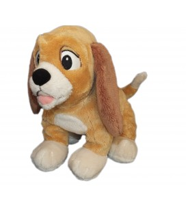 Doudou peluche Chien ROX ET ROUKY - Authentique Disneyland Resort Paris - 25 cm