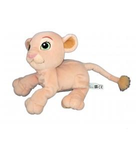 Doudou peluche LE ROI LION - Nala - 24 cm Disney Hasbro 2002